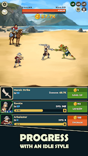 Idle Bounty Adventures Mod Apk (Unlimited Money) 2