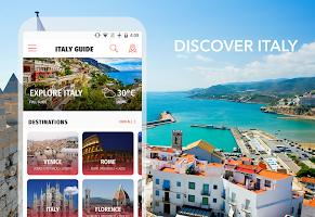 screenshot of ✈ Italy Travel Guide Offline