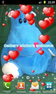 My Valentine Live Wallpaper