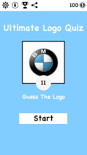 Ultimate Logo Quiz Screenshot