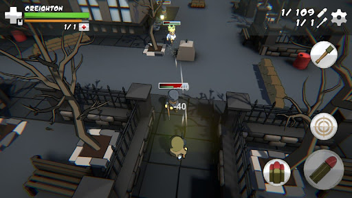 Mini Soldiers: Battle royale 3D 1.2.123 screenshots 4