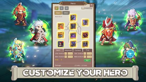 Little Hero: Idle RPG 3.2.7 screenshots 3