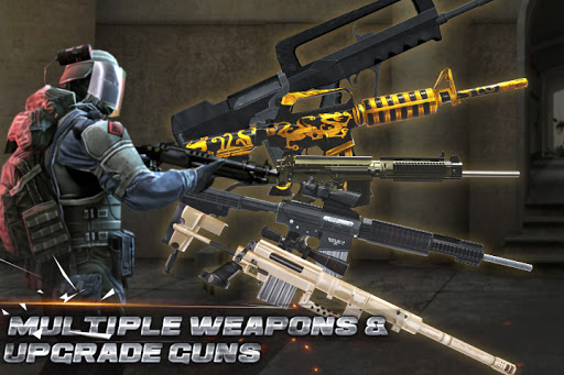Critical strike - FPS shooting game apktram screenshots 3