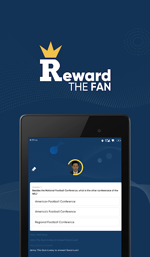 Reward The Fan Trivia screenshots 13