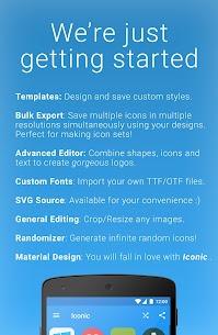 Iconic Icon Maker, Custom Logo Pack Design [Pro] APK 3