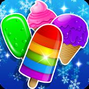 Ice Cream Frozen Mania: Free Match 3 Games Offline