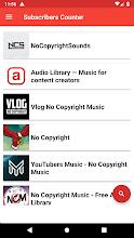 Subscribers Counter screenshot thumbnail