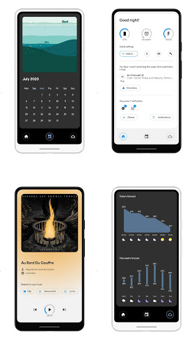 Mikx for KLWP hack tool
