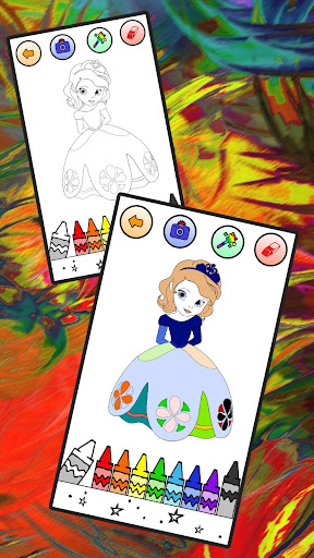Fun Coloring for kids R.1.9.4 screenshots 6
