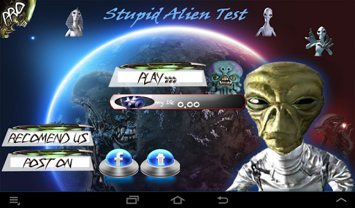 The Stupid Test: Puzzled Alien For PC Windows (7, 8, 10, 10X) & Mac Computer Image Number- 8
