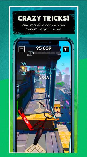 Touchgrind Scooter 3D!! Tricks  screenshots 14