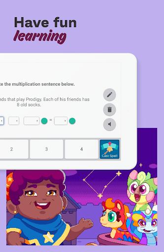Prodigy Math Game 3.5.0 Screenshots 9