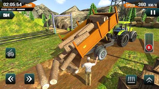 Offroad Tractor Farming Simulator For Pc Download (Windows 7/8/10 And Mac) 1