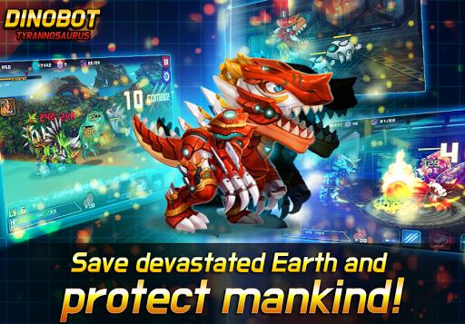 Dino Bot - Tyrano 1.2.0 pic 2