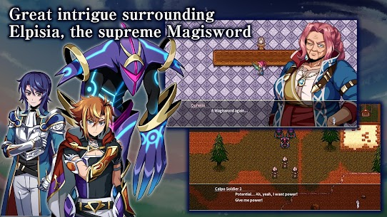RPG Sword of Elpisia MOD (Unlimited Glowstone) 3