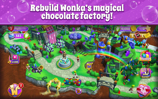 Wonka's World of Candy u2013 Match 3 1.43.2325 screenshots 1