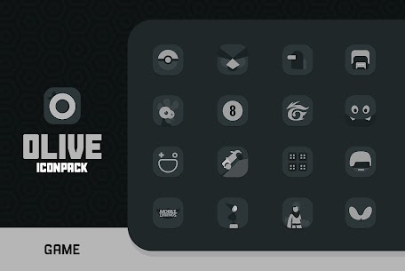 Olive Icon pack Apk 1.2 (Paid) for Android 5