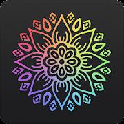 Coloring book for me - Mandala & Antistress