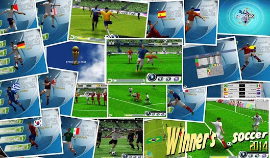 Winner Soccer Evolution Screenshot