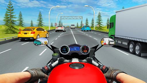City Rider - Highway Traffic Race Apkfinish screenshots 12