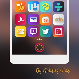 Graby - Icon Pack Screenshot