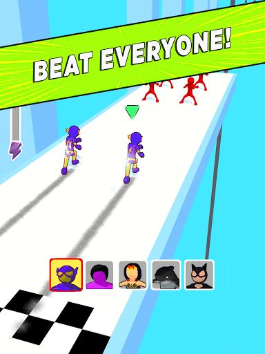 Superhero Race! apktram screenshots 9