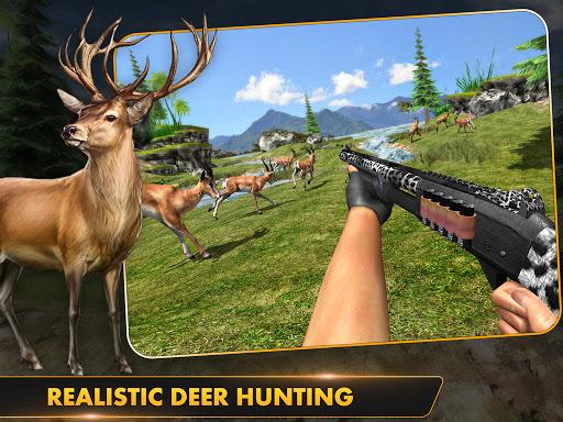 Wild Deer Hunt 2021: Animal Shooting Games apktram screenshots 11
