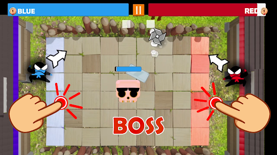 Jumping Ninja Party 2 Mod Apk 4.1.3 (Unlimited Coins) 8