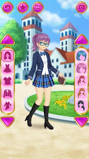 Anime Dress Up - Games For Girls 1.1.9 Screenshots 18