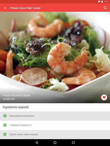 Foto do Salad Recipes FREE