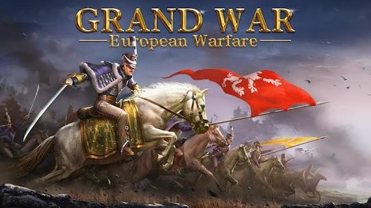 Gran guerra: guerra europea 1