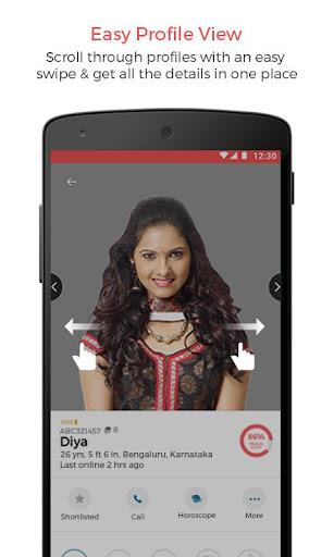 shetty matrimony app for shetty brides and grooms screenshot 2