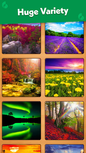 Jigsaw Puzzle: Create Pictures with Wood Pieces  screenshots 6