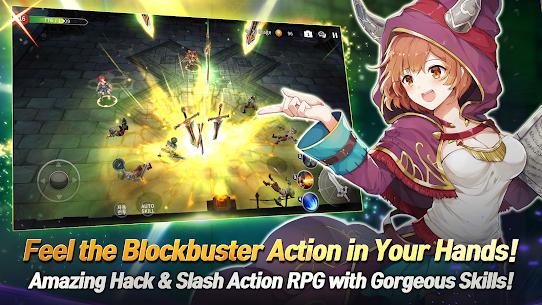 Soul Seeker R – RPG de acción épica. 2