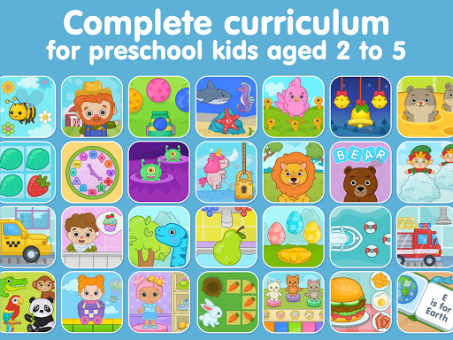 Bimi Boo Kids Learning Academy 1.0.38 screenshots 9