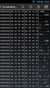HEX Editor 2.8.3 (MOD + APK) Download 2