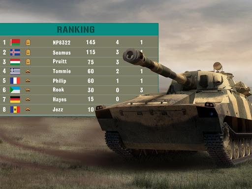 War Machines: Tank Battle - Army & Military Games 5.14.0 screenshots 5