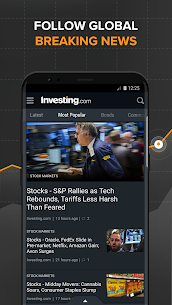 Investing.com: Stocks, Finance, Markets & News 3