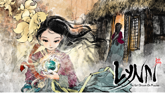 Lynn , The Girl Drawn On Puzzles 1.0.0 Apk + Data 1