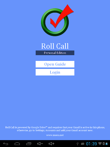 Attendance Roll Call For PC Windows (7, 8, 10, 10X) & Mac Computer Image Number- 13