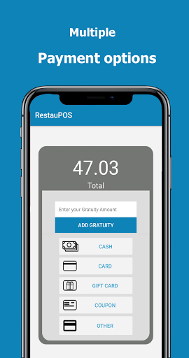 Restaupos Point of Sale - POS System apktram screenshots 4