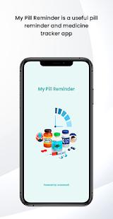 My Pill Reminder - Medication Tracker & Reminder 1.0.31 screenshots 1