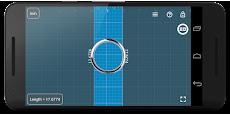 Millimeter Pro  - スクリーン定規のおすすめ画像4