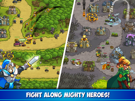 Kingdom Rush - Tower Defense Game  screenshots 10