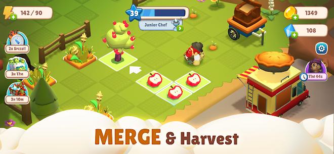 Adventure Chef: Merge Explorer Mod Apk 2.18 (Unlimited Money) 2