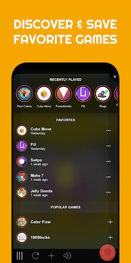 Bored Button - Games 2.2.1 screenshots 2