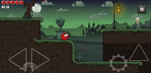 Spike ball: best of red ball games advanture  screenshots 1