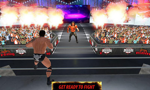 World Wrestling Revolution Stars: 2017 Real Fights 1.0.2 Screenshots 4