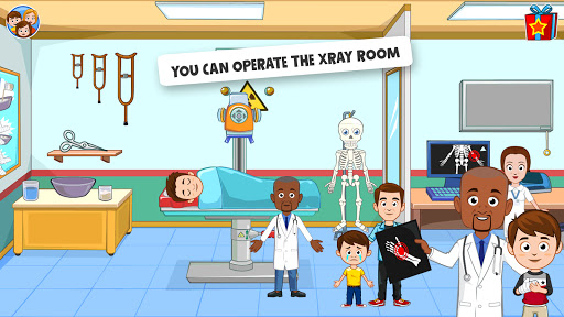 My Town : Hospital and Doctor Games for Kids  screenshots 17
