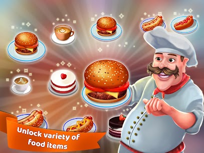 Cooking Warrior: Cooking Food Chef Fever 6